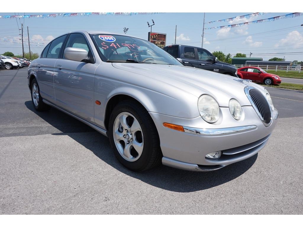 Photo 2000 Jaguar S-Type V6