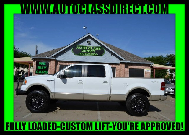 Photo 2007 Ford F-150 King Ranch 4WD