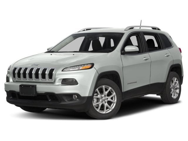Photo Used 2017 Jeep Cherokee 75TH ANNIVERSARY EDITION SUV for sale in Barstow CA