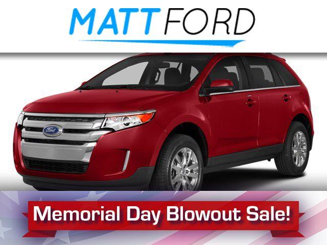 Photo 2014 Ford Edge Limited Kansas City MO 7441252