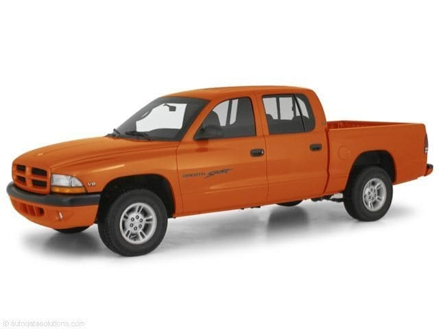 Photo 2000 Dodge Dakota SPORT Crew Cab Pickup
