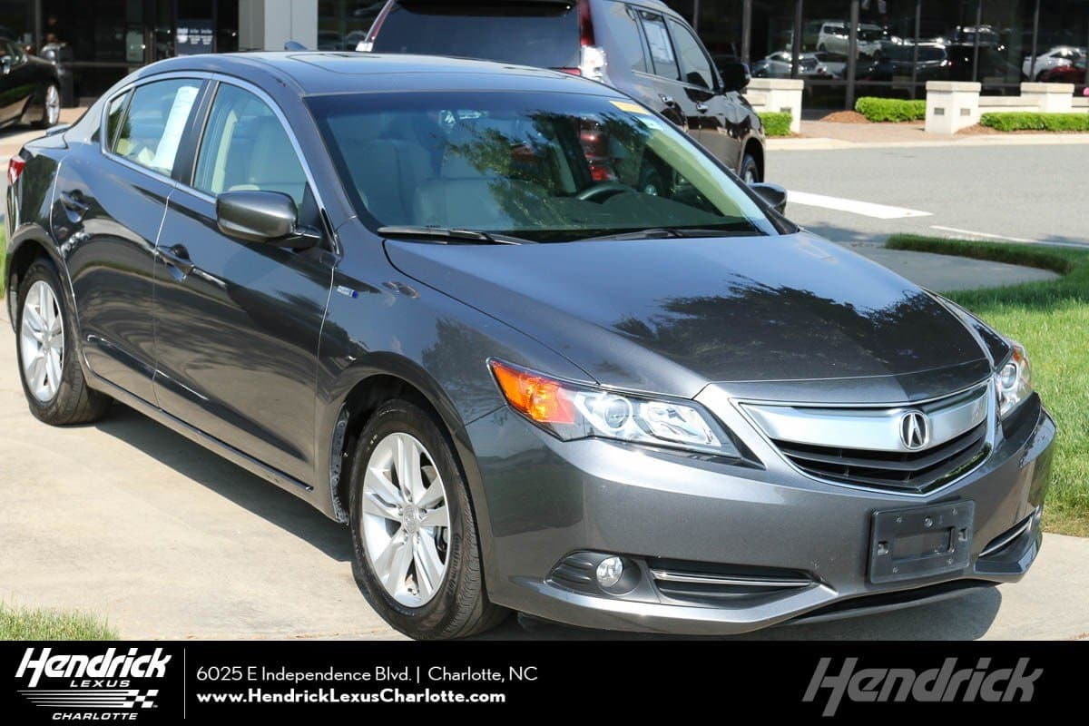 Photo 2014 Acura ILX Hybrid Tech Pkg Sedan in Franklin, TN
