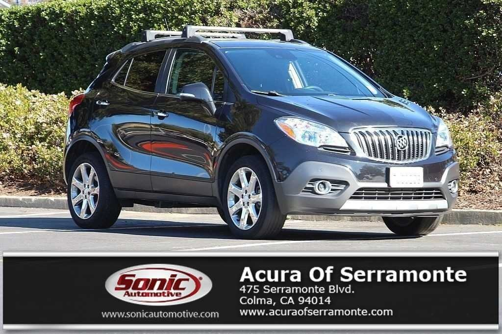 Photo Used 2014 Buick Encore Premium For Sale in Colma CA  Stock SEB612943  San Francisco Bay Area
