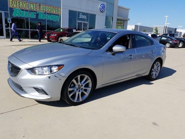 Photo 2017 Mazda Mazda6 Touring Sedan Front-wheel Drive in Irving, TX