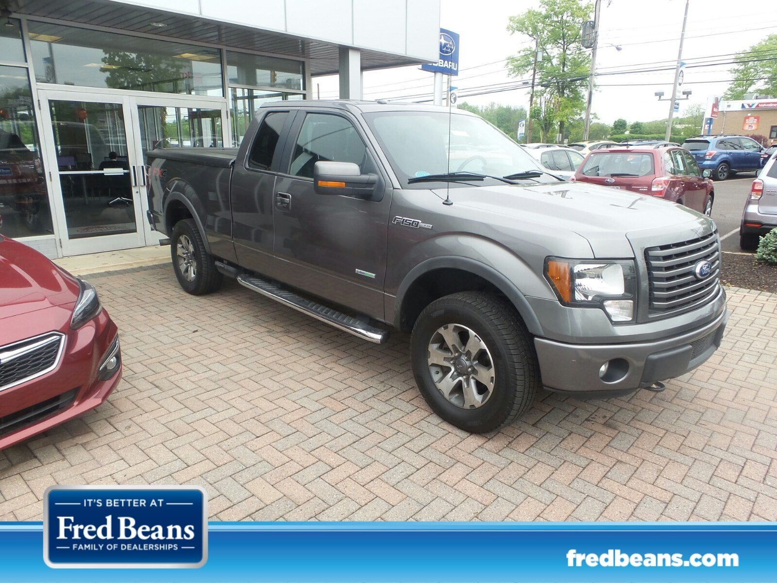 Photo Used 2012 Ford F-150 XL For Sale in Doylestown PA  Serving Jenkintown, Sellersville  Feasterville  1FTFX1ET7CFA01081
