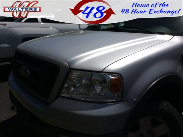 Photo Pre-Owned 2004 Ford F-150 FX4 SuperCab 4WD 4WD