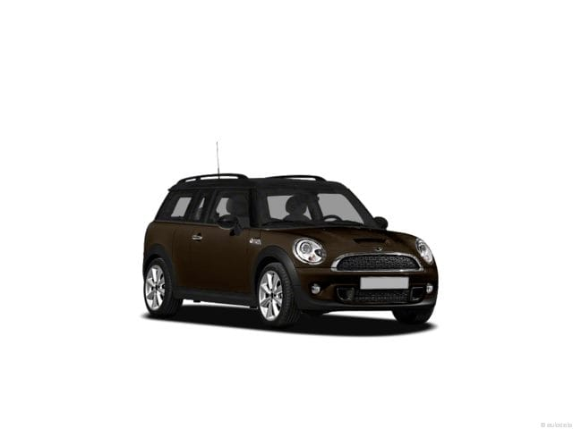 Photo Pre-Owned 2012 MINI Cooper S Clubman Base Wagon in Jacksonville FL