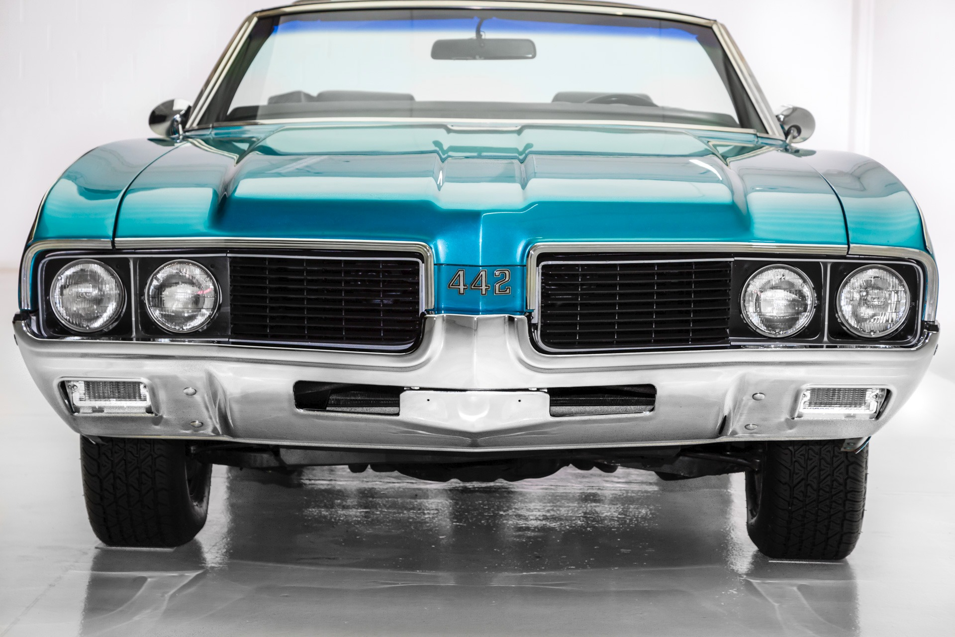 Photo 1969 Oldsmobile 442 Convertible 344 vin 455 FINAL CLEARANCE SALE 34900