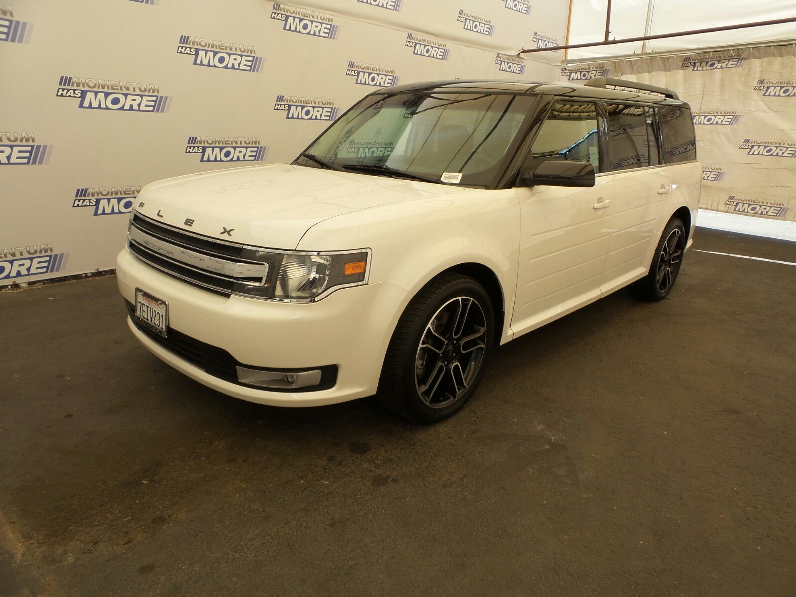Photo Used 2014 Ford Flex SEL SEL FWD in Fairfield CA