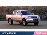 2000 Nissan Frontier XE-V6 Truck Crew Cab