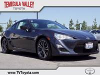 2015 Scion FR-S Base Coupe Rear-wheel Drive in Temecula