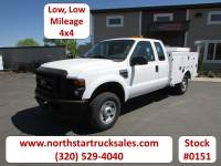 Used 2008 Ford F-250 4x4 Service Utility Truck
