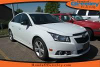 Pre-Owned 2014 Chevrolet Cruze 2LT Front Wheel Drive 4dr Car For Sale in Greeley, Loveland, Windsor, Fort Collins, Longmont, Colorado
