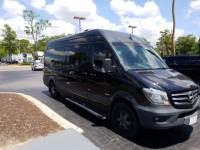 Pre-Owned 2014 Mercedes-Benz Sprinter Passenger Vans Rear Wheel Drive Minivan/Van