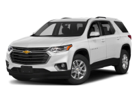 New 2018 Chevrolet Traverse Premier With Navigation & AWD