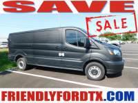 2015 Ford Transit-350 Van Low Roof Cargo Van V-6 cyl near Houston