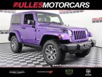 Used 2017 Jeep Wrangler Rubicon SUV in Leesburg