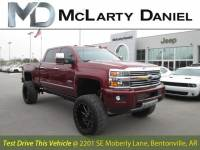 2015 Chevrolet Silverado 2500HD Built After A High Country Truck Crew Cab