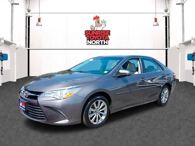 Photo Used 2015 Toyota Camry XLE Sedan For Sale on Long Island, New York