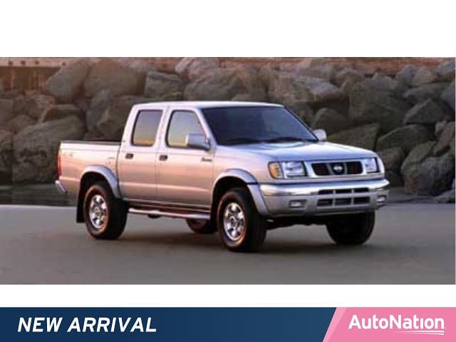 Photo 2000 Nissan Frontier XE-V6 Truck Crew Cab