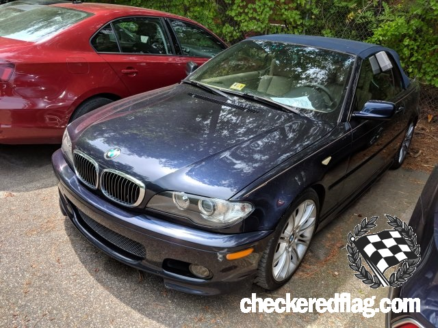 Photo Pre-Owned 2004 BMW 3 Series 330Ci RWD 2D Convertible