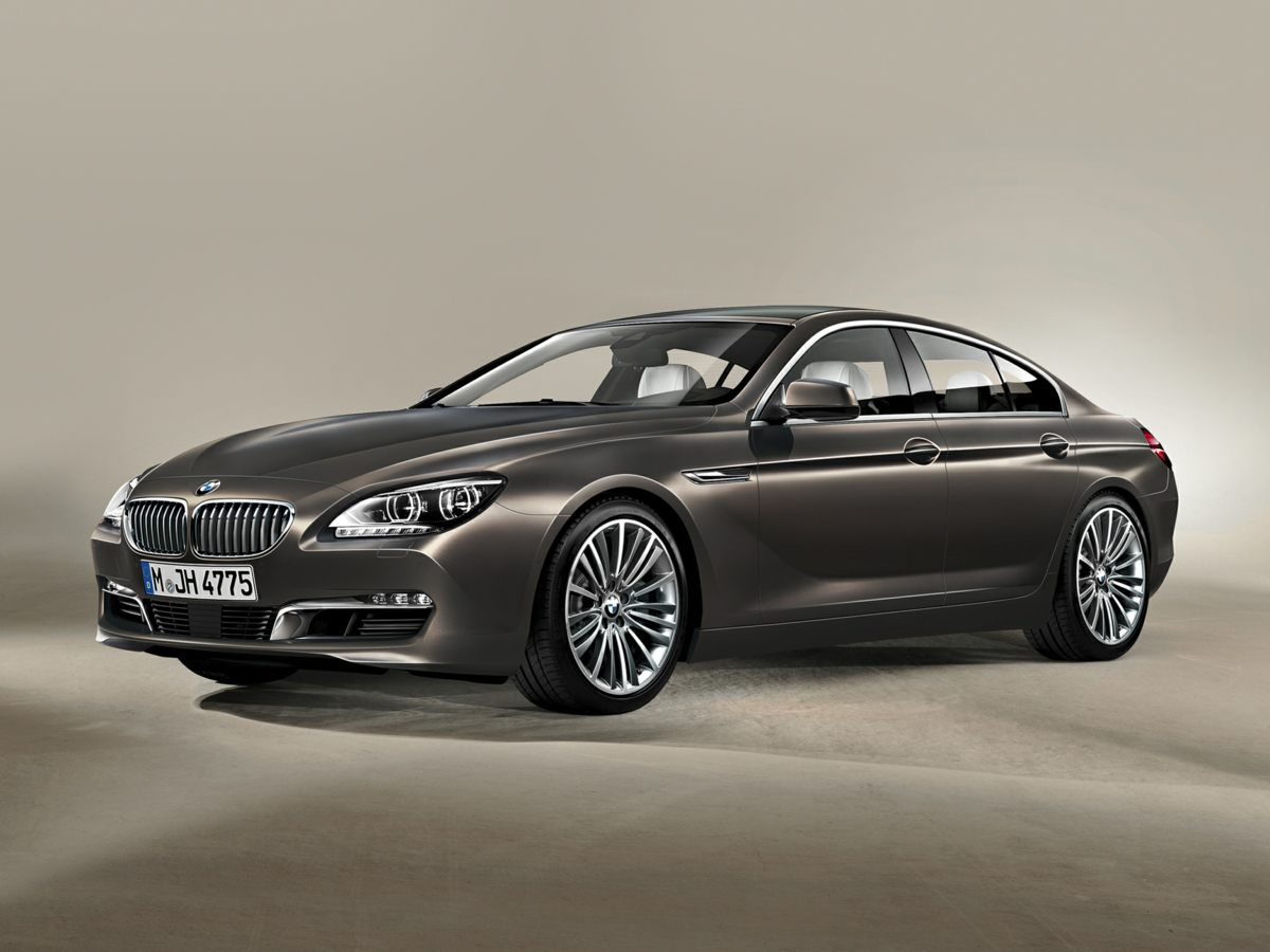 Photo Pre-Owned 2015 BMW 6 Series 650i Gran Coupe RWD 4D Sedan