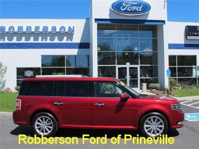Photo Used 2014 Ford Flex Limited All-wheel Drive For Sale Bend, OR