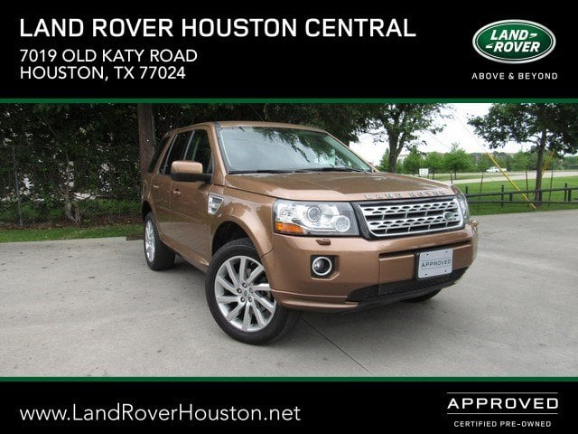 Photo Certified Used 2014 Land Rover LR2 AWD 4dr in Houston