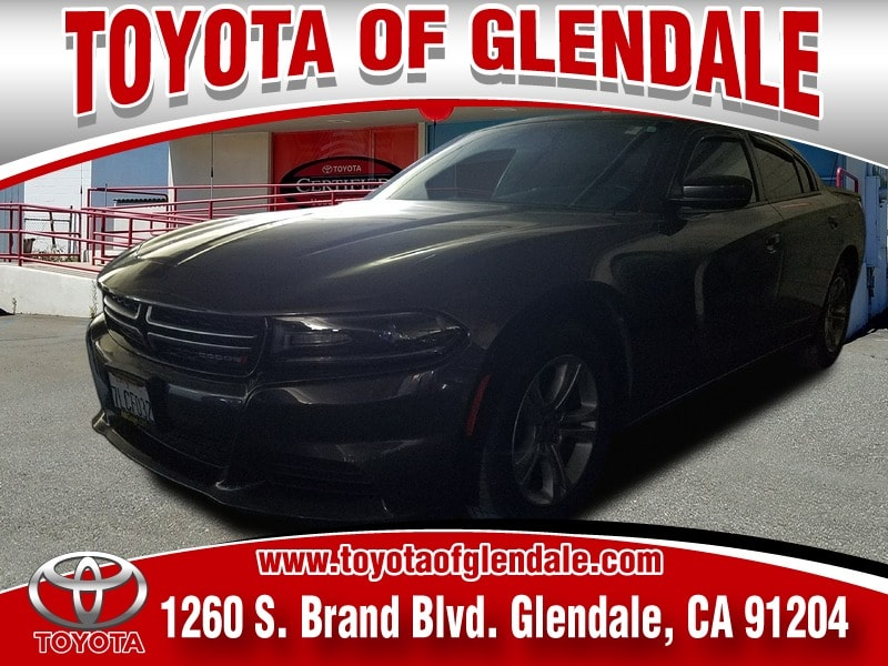 Photo Used 2015 Dodge Charger, Glendale, CA, , Toyota of Glendale Serving Los Angeles  2C3CDXBG0FH777663