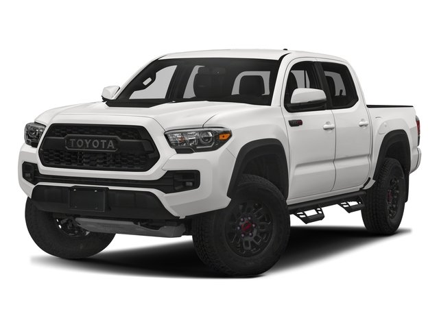 Photo Certified Pre-Owned 2017 Toyota Tacoma TRD PRO 4WD For Sale in Amarillo, TX