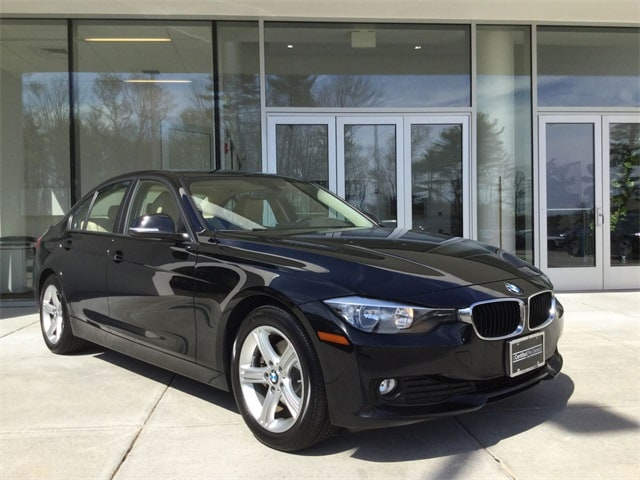 Photo Certified 2014 BMW 3 Series 328d xDrive for sale in MA
