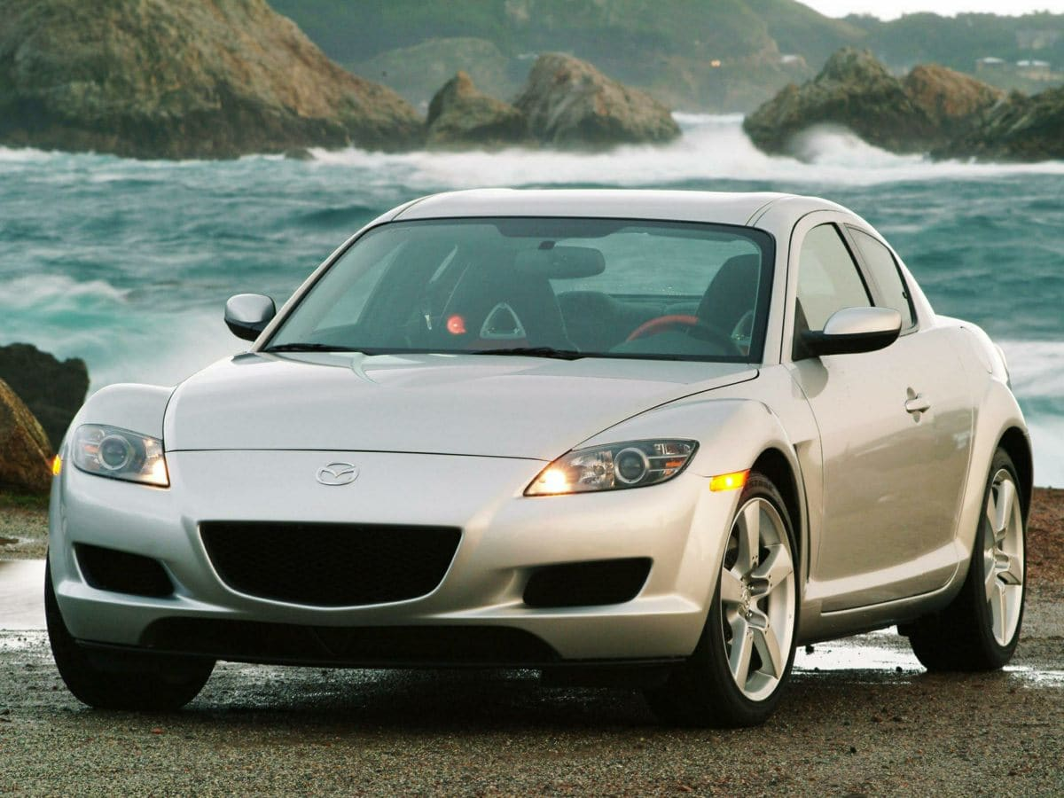 Photo Pre-Owned 2004 Mazda RX-8 6 Speed Manual in Little RockNorth Little Rock AR