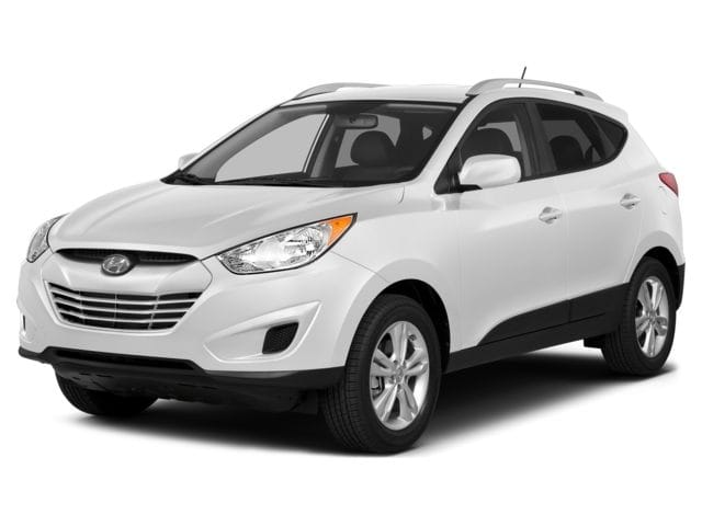 Photo Certified Used 2014 Hyundai Tucson GLS for sale in Miami