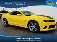 Pre-Owned 2014 Chevrolet Camaro SS w/2SS Coupe in Tampa FL
