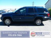 Used 2002 Jeep Grand Cherokee Limited SUV for Sale in Grand Junction, CO