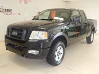2005 Ford F-150 Truck Super Cab 4x4 For Sale | Jackson, MI