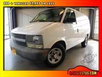 Used 2004 Chevrolet Astro Cargo Van