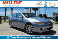 Pre-Owned 2006 Acura TSX 4dr Sdn AT Navi 4dr Car