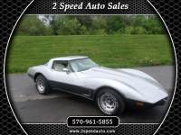 1978 Chevrolet Corvette 2dr Cpe