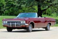 1966 Chevrolet Impala SS Conv Every Option #s Match 396