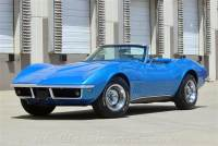 1968 Chevrolet Corvette Convertible Very Nice #s Matching 350hp