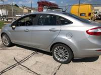 Used 2015 Ford Fiesta Titanium Sedan