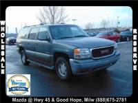 2001 GMC Yukon XL 1500 SLT 1500 SUV