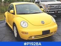 2000 Volkswagen New Beetle GLS Coupe