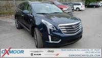 Pre-Owned 2017 Cadillac XT5 Premium Luxury with Navigation & AWD