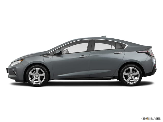 Photo Used 2017 Chevrolet Volt LT For Sale in Sunnyvale, CA