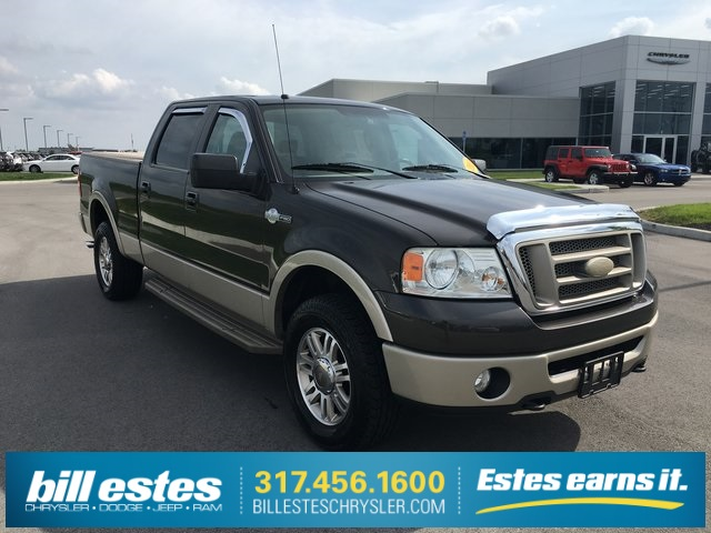 Photo Pre-Owned 2007 Ford F-150 King Ranch 4WD