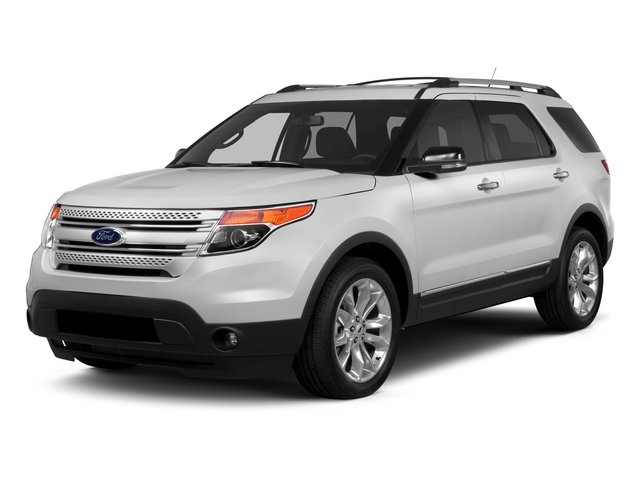 Photo Pre-Owned 2015 Ford Explorer XLT 4WD For Sale in Amarillo, TX
