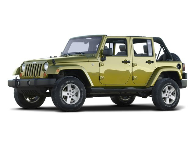 Photo Pre-Owned 2008 Jeep Wrangler Unlimited Sahara 4WD For Sale in Amarillo, TX