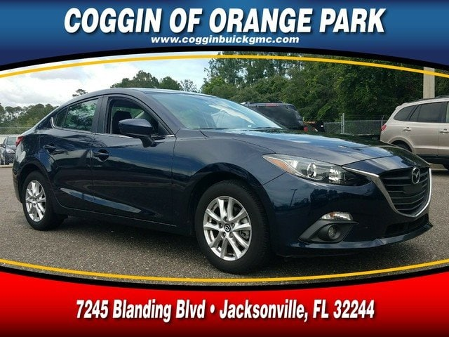 Photo Pre-Owned 2016 Mazda Mazda3 i Touring Sedan in Jacksonville FL